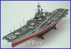 USS Saratoga CV-60 Aircraft Carrier Plastic Model