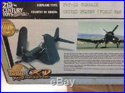 Ultimate Soldier US NAVY F4Y-1D Corsair Carrier Fighter NEW MINT RARE 1/18