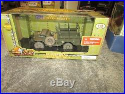 Ultimate Soldier XD Dodge WC51 3/4 Ton Weapons Carrier 118 Scale NOS WWII