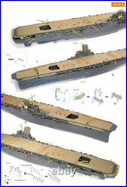 Very Fire 1/350 IJN Aircraft Carrier Taiho Detail Up Set Part A