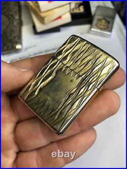 Vintage 1979 Zippo Lighter U. S. S. Coral Sea Aircraft Carrier US Navy