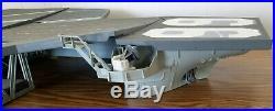 Vintage 1985 GI Joe USS Flagg Aircraft Carrier