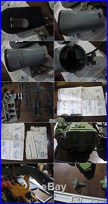 Vintage GI Joe ARAH USS FLAGG Aircraft Carrier 100% COMPLETE IN ORIGINAL BOX