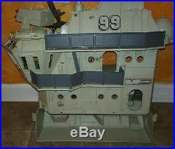 Vintage Gi Joe Uss Flagg Aircraft Carrier Super Structure Near Complete