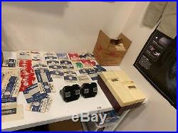 Vtg Lot Sawyers View-master 70 Reels DISNEY Aircraft Carriers Circus Roy Rogers