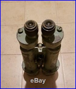 WW2 Big Eye Imperial Japanese Navy 15x80 Aircraft Carrier Binoculars