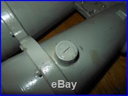 WW2 Imperial Japanese Navy Big Eye 15x80 Aircraft Carrier Binoculars RARE